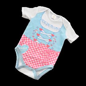 Mädchen Baby Body